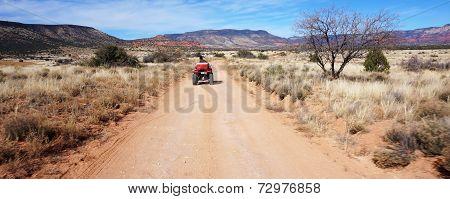 Desert Ridesin Sedona, Arizona