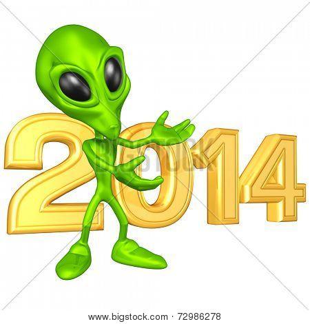 Mini Alien 2014