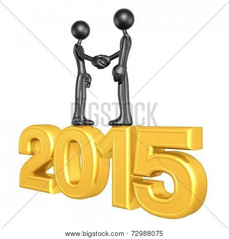 Business Handshake 2015