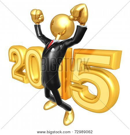 Businessman Success 2015