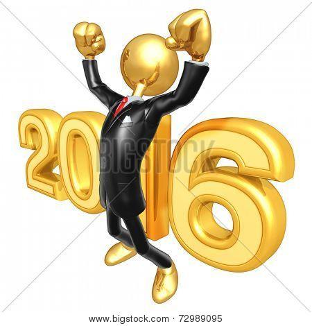 Businessman Success 2016