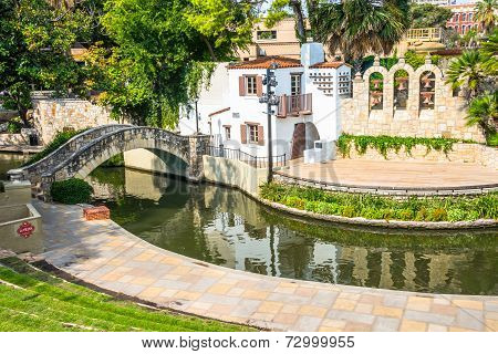 Arneson River Theater River Walk San Antonio Texas