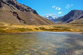 picture of aconcagua  - Aconcagua National Park - JPG