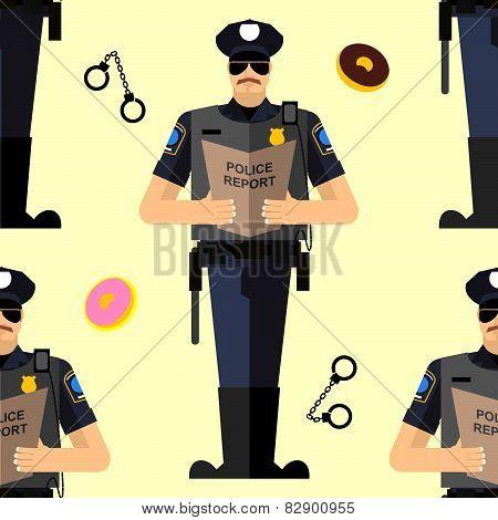 Police  patetrn.