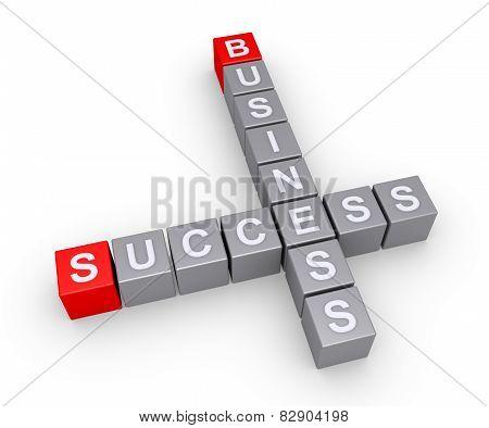 Success In Business Crossword
