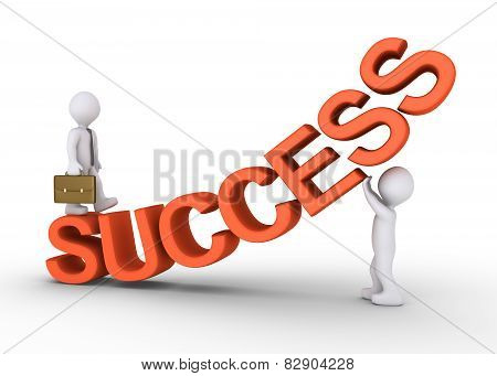 Walk The Success Path With Help