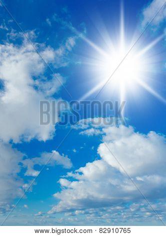 Divine Beauty Sunny Heaven