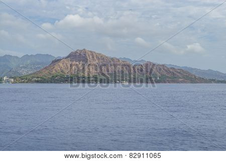 Diamond Head Offshore View