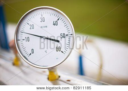 Wellhead Pressure Gauge