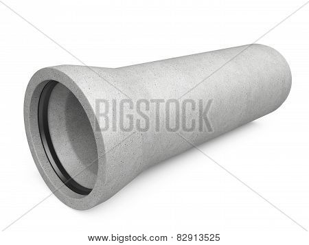 Industrial Concrete Pipe For Sewer