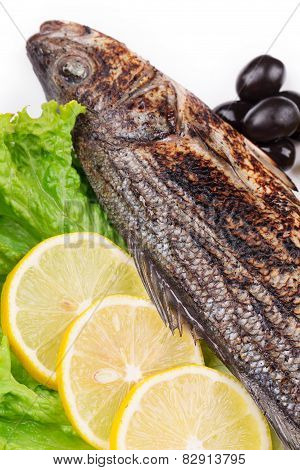 seabass grilled