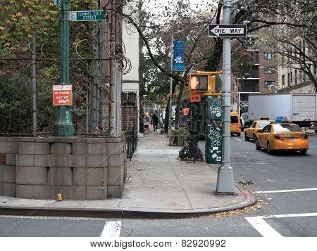 New York City Street Corner