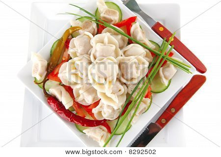 Fresh Boiled Dumplings