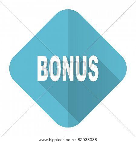 bonus flat icon