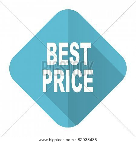 best price flat icon