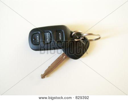 Car Keys for New Driver