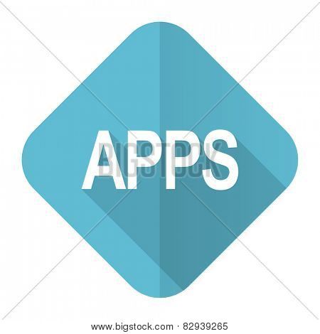 apps flat icon