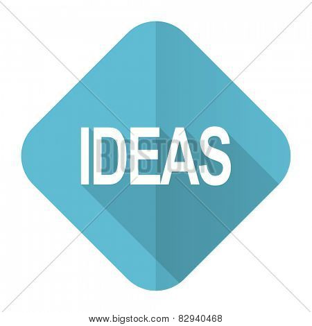 ideas flat icon
