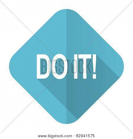 do it flat icon