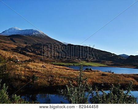 Lough Acoose Lake
