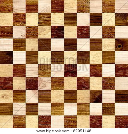 Seamless background with wooden patterns of different colors
