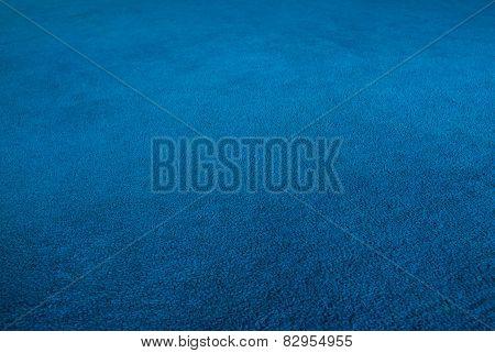 The Blue Carpet.