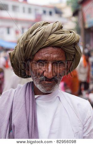 Hindu Pilgrim