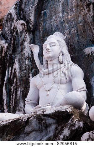 Shiva In Meditation