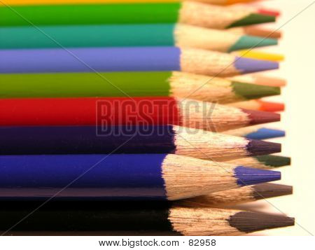 Colored Pencils II