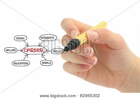 Career Diagram