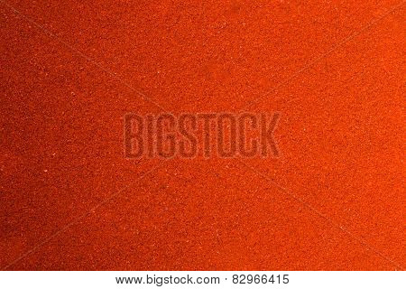 Ground Paprika Texture Background