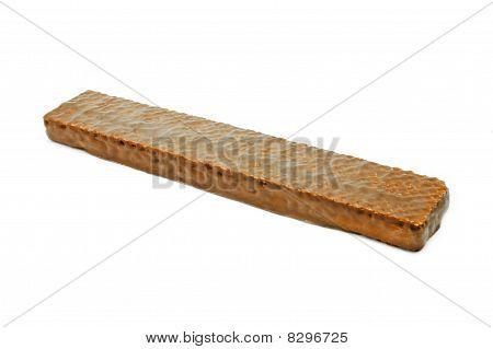 Long Chocolate Coated Waffer