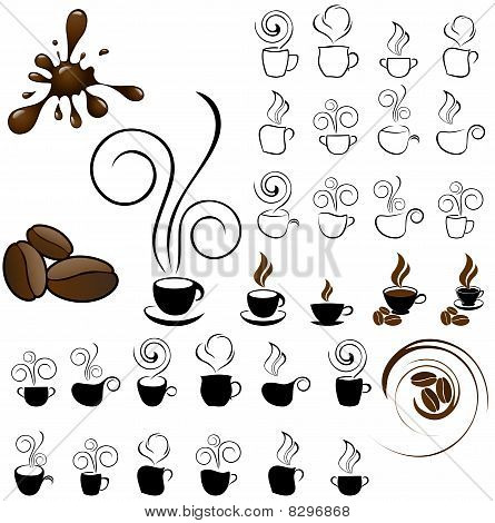 Coffe Icons