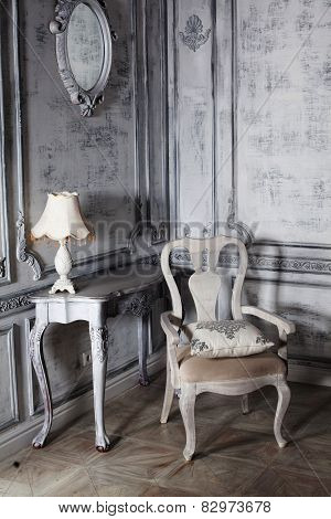 exquisite style furniture in a luxurious borokko