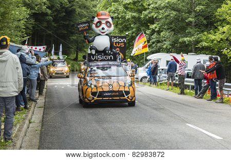 Vision Plus Caravan