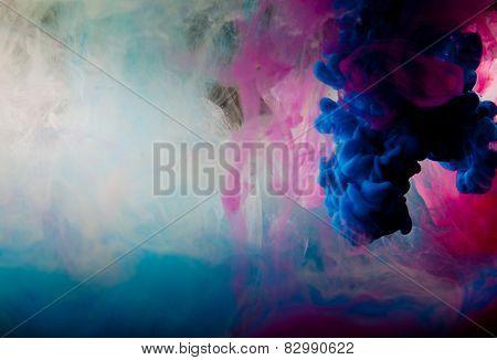 Farbwolke