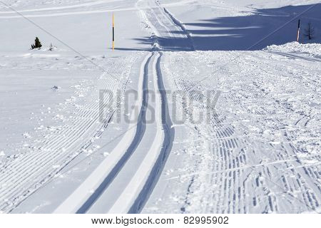 Cross-country Skiing Trail