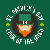 pic of leprechaun hat  - St - JPG