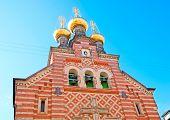 stock photo of church  - The Alexander Nevsky Church - JPG