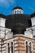 picture of synagogue  - Sofia Synagogue was officially opened in 1909 - JPG