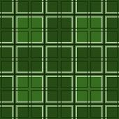 pic of cell block  - Mosaic of green tiles and cell seamless pattern - JPG