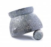 pic of pestle  - Mortar and pestle - JPG