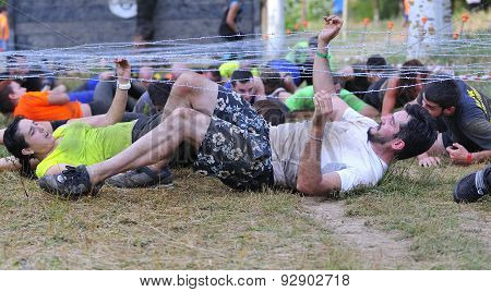Farinato Race - Extreme Obstacle Race In Leon, Spain.