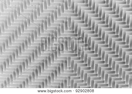 Texture Of Wickerwork