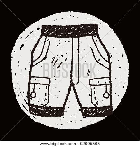 Short Pant Doodle