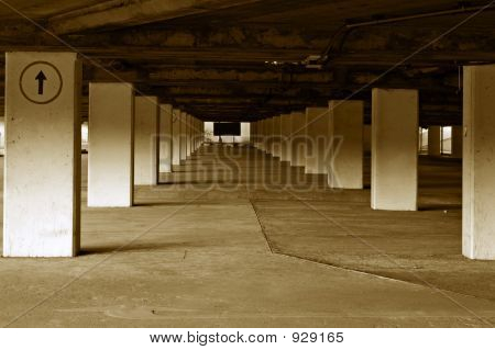 Empty Carpark