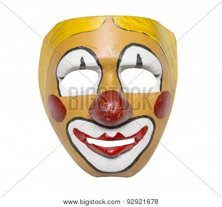 Mask. Retro