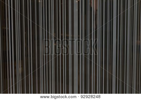 wall texture of glass (straight line)