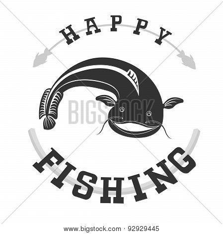 Fishing catfish