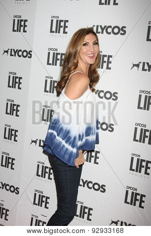 LOS ANGELES - JUN 8:  Heather McDonald at the LA Launch Of LYCOS Life at the Banned From TV Jam Space on June 8, 2015 in North Hollywood, CA